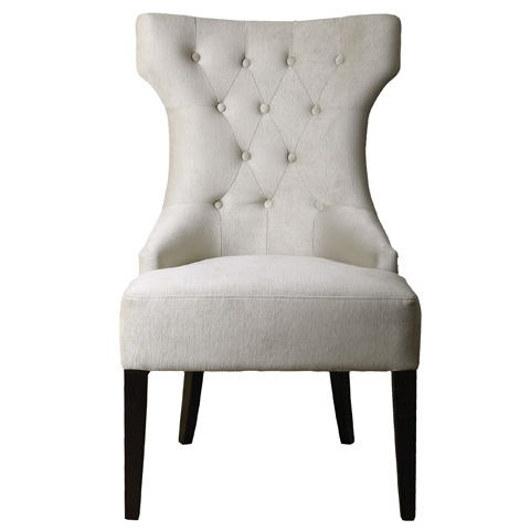 Uttermost Company - Arlette Wing Chair - 23239