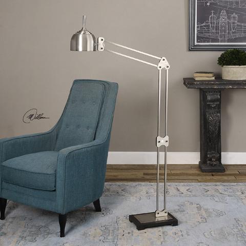 Uttermost Company - Amado Floor Lamp - 28644-1