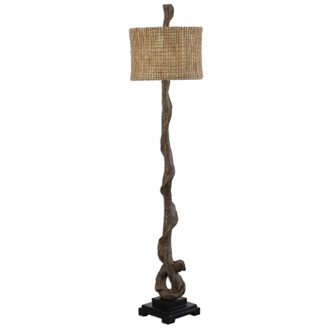 Uttermost Company - Driftwood Floor Lamp - 28970