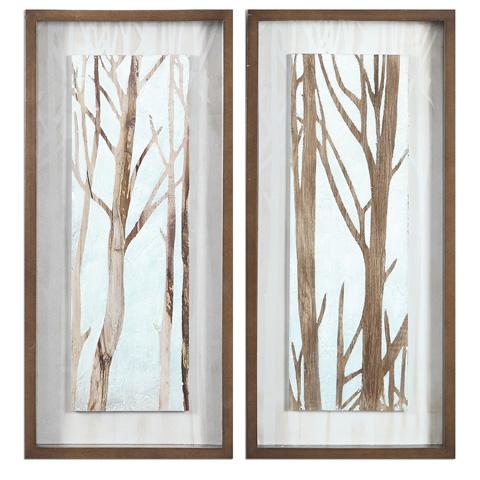 Uttermost Company - Tree Focus Art - 35321