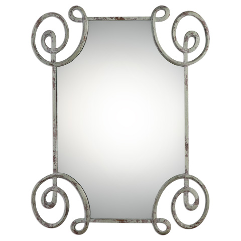 Uttermost Company - Rennes Wall Mirror - 09104