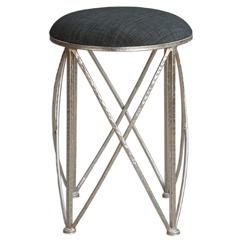 Uttermost Company - Delaine Small Stool - 23280