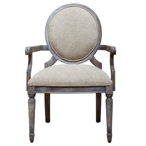 Uttermost Company - Kamila Chair - 23647