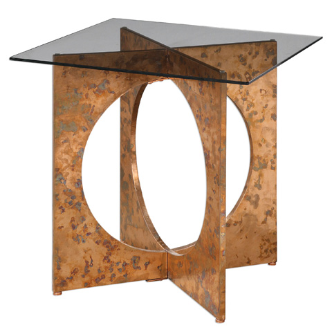 Uttermost Company - Darry Accent Table - 24621