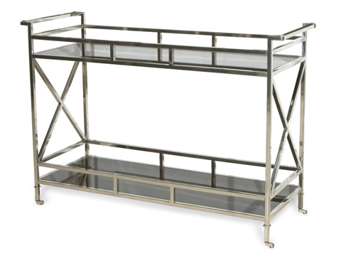Vanguard Furniture - Victor Buffet Cart with Casters - W722S-MP