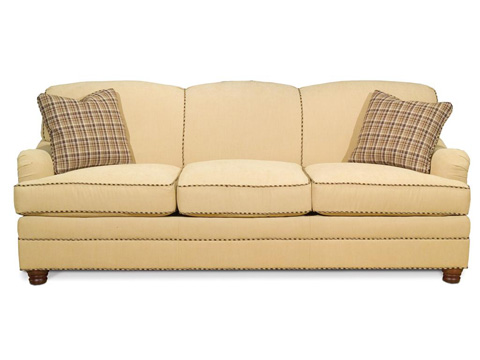 Vanguard Furniture - West Lake Three Cushion Sofa - 633-S