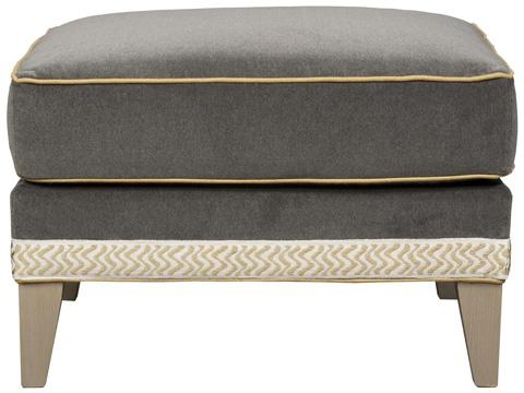Vanguard Furniture - Onondaga Ottoman - 9034-OT