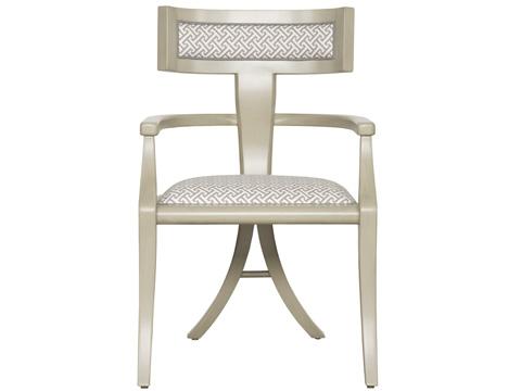 Vanguard Furniture - Greek Peak Arm Chair - 9710A