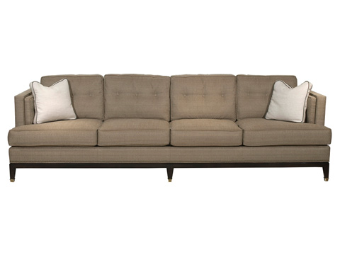 Vanguard Furniture - Whitaker Extended Sofa - C18-ES