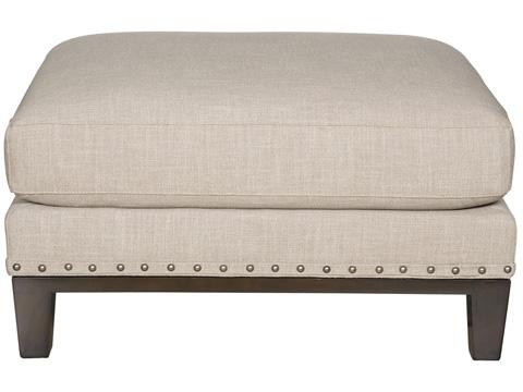 Vanguard Furniture - Dowlins Ottoman - W138-OT