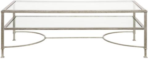 Vanguard Furniture - Watkins Cocktail Table - W351C