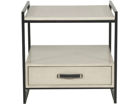 Vanguard Furniture - Clyde Lamp Table - W407L-BG