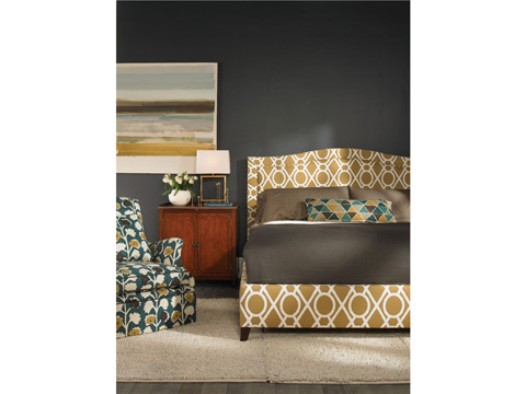 Vanguard Furniture - Caroline and Casey King Bed - 509BK-PF
