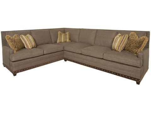 Vanguard Furniture - Riverside 2 Piece Sectional - 604-SECT