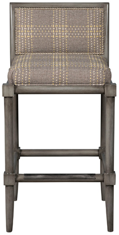 Vanguard Furniture - Franklin Square Barstool - 9702-BS