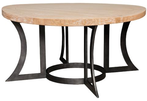 Vanguard Furniture - Bordino Dining Table - 9712T-CA