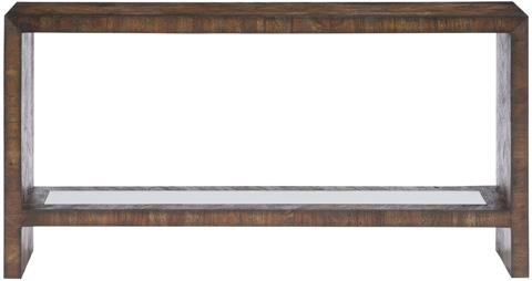 Vanguard Furniture - Chevron Console - P230S-CN