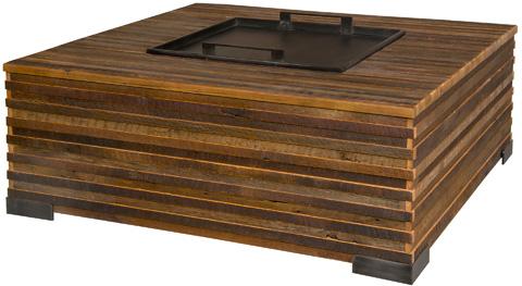 Vanguard Furniture - Sierra Cocktail Table - P440C-WW