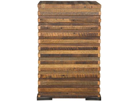 Vanguard Furniture - Sierra Lamp Table - P440L-WW