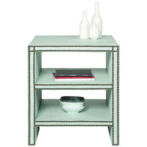 Vanguard Furniture - Granger Upholstered Lamp Table - V115L-UT