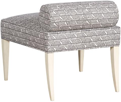 Vanguard Furniture - Jensen Armless Chair - V931-AC