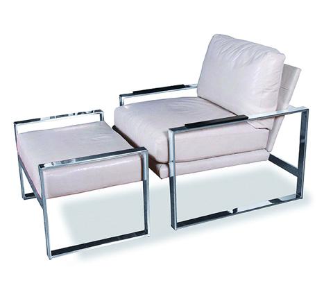 Vanguard Furniture - Soho Grand Ottoman - W104-OT