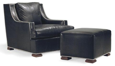 Vanguard Furniture - Havana Ottoman - W105-OT
