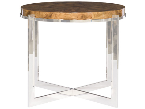 Vanguard Furniture - Jasper Round Lamp Table - W334RL
