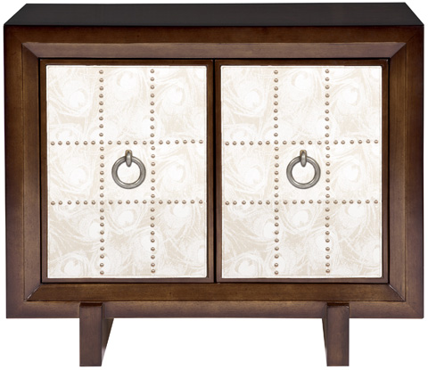 Vanguard Furniture - Durston Road Lamp Table - 9710L-NR