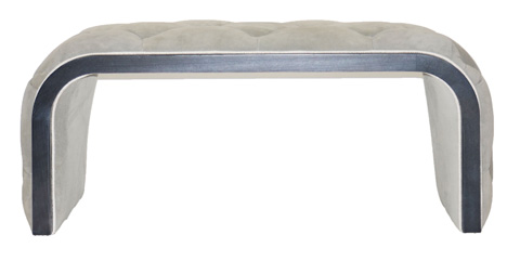 Vanguard Furniture - Bish Bash Bench - L9015-BE