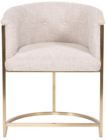 Vanguard Furniture - Skye Button Back Chair - V962B-CH