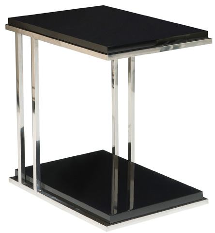 Vanguard Furniture - Phipps End Table - W378E-SS