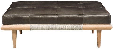 Vanguard Furniture - Chatfield Ottoman - L9060R-OT