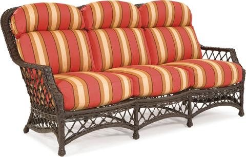 Lane Venture - Camino Real High Back Sofa - 522-03
