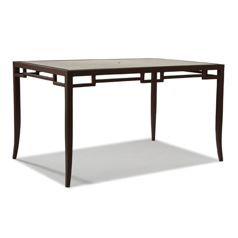 Lane Venture - Redington Counter Height Dining Table - 9209-65