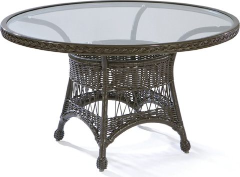 Lane Venture - Bar Harbor Round Dining Table - 9510-48