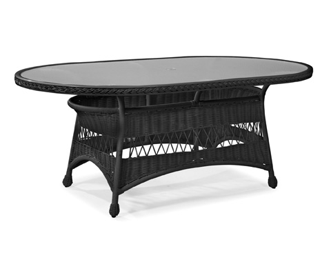 Lane Venture - Bar Harbor Oval Dining Table - 9510-75