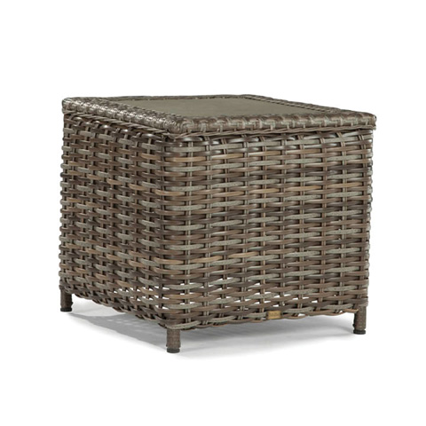 Lane Venture - St. Simons Square End Table - 9539-02