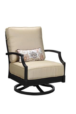 Lane Venture - Halyard Swivel Lounge Chair - 10010-76