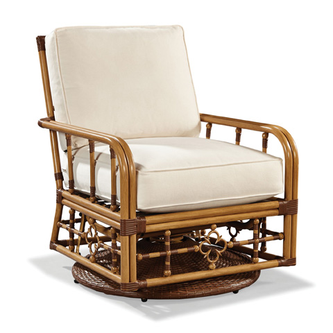 Lane Venture - Mimi - Celerie Swivel Glider Lounge Chair - 216-86