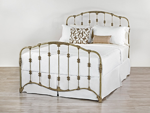 Wesley Allen - Nantucket Iron Bed - 1050-CB