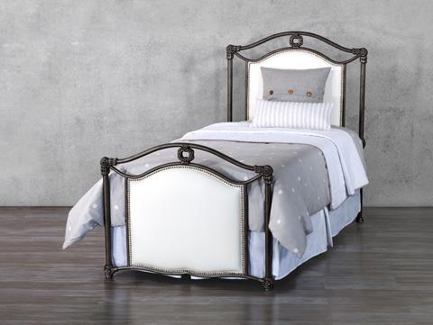 Wesley Allen - Wilson Wesley Allen Twin Bed - 1281-CB