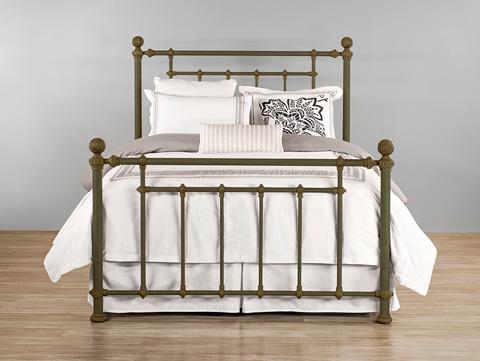 Wesley Allen - Revere Iron Bed - 1315-CB
