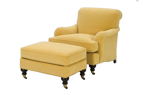 Wesley Hall, Inc. - Club Chair - 1187