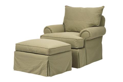 Wesley Hall, Inc. - Club Chair - 1347