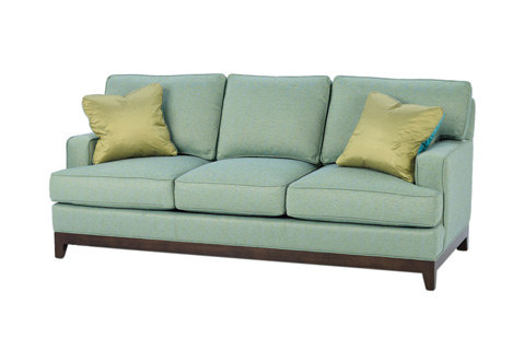 Wesley Hall, Inc. - Three Seater Sofa - 1586-81
