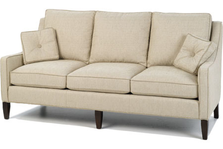 Wesley Hall, Inc. - Loose Back Sofa - 1718-80