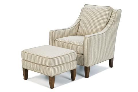 Wesley Hall, Inc. - Loose Back Chair - 1719