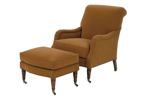 Wesley Hall, Inc. - Club Chair - 1743