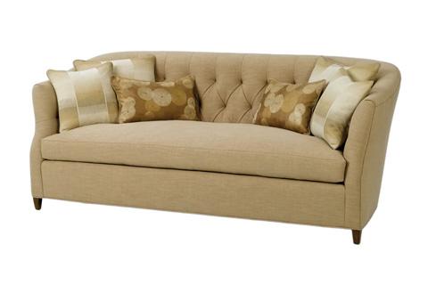 Wesley Hall, Inc. - One Cushion Sofa - 1832-85